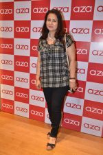 Poonam Dhillon at Shivani Awasty collection launch at AZA on 16th Dec 2015