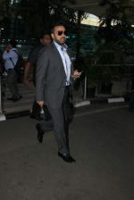 Raj Kundra snapped at airport on 16th Dec 2015