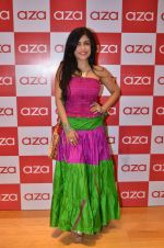 Shibani Kashyap at Shivani Awasty collection launch at AZA on 16th Dec 2015