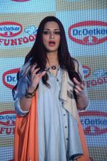 Sonali Bendre at Fun Food launch on 16th Dec 2015 (10)_56726b2f4e5ef.JPG