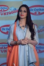 Sonali Bendre at Fun Food launch on 16th Dec 2015 (12)_56726b3120d15.JPG