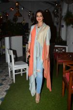 Sonali Bendre at Fun Food launch on 16th Dec 2015 (19)_56726b36a1839.JPG