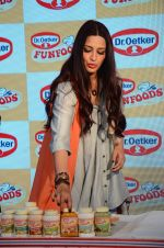 Sonali Bendre at Fun Food launch on 16th Dec 2015 (2)_56726b27951d5.JPG