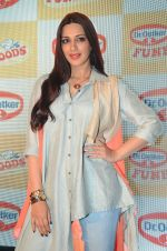 Sonali Bendre at Fun Food launch on 16th Dec 2015 (34)_56726b453a5b4.JPG