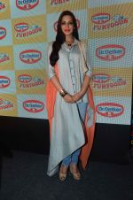 Sonali Bendre at Fun Food launch on 16th Dec 2015 (36)_56726b478cb37.JPG