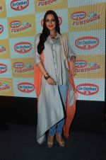Sonali Bendre at Fun Food launch on 16th Dec 2015 (37)_56726b487b6ad.JPG
