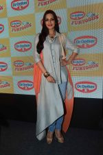 Sonali Bendre at Fun Food launch on 16th Dec 2015 (38)_56726b496723a.JPG