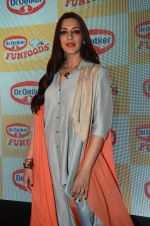 Sonali Bendre at Fun Food launch on 16th Dec 2015 (39)_56726b4a54706.JPG