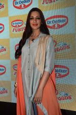Sonali Bendre at Fun Food launch on 16th Dec 2015 (40)_56726b4b4e70f.JPG