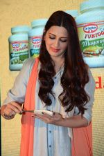 Sonali Bendre at Fun Food launch on 16th Dec 2015 (56)_56726b5c5bf55.JPG