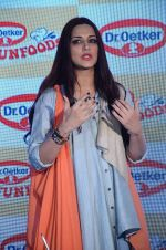 Sonali Bendre at Fun Food launch on 16th Dec 2015 (9)_56726b2e65be8.JPG