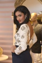 at Shivani Awasty collection launch at AZA on 16th Dec 2015