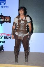 at ZEE launches Janbaaz Sindbad on 16th Dec 2015