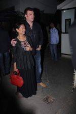 Aditya Pancholi, Zarina Wahab  at Bajirao Mastani screening in Sunny Super Sound on 17th Dec 2015 (32)_56739e709697d.JPG