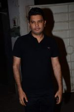 Bhushan Kumar at Bajirao Mastani screening in Sunny Super Sound on 17th Dec 2015