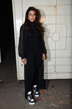 Krishika Lulla at Bajirao Mastani screening in Sunny Super Sound on 17th Dec 2015