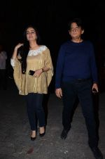 Padmini Kolhapure at Bajirao Mastani screening in Sunny Super Sound on 17th Dec 2015
