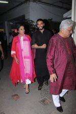 Shabana Azmi, Ranveer Singh at Bajirao Mastani screening in Sunny Super Sound on 17th Dec 2015