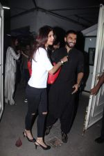 Shilpa Shetty, Ranveer Singh at Bajirao Mastani screening in Sunny Super Sound on 17th Dec 2015