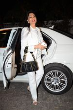 Simi Garewal at Bajirao Mastani screening in Sunny Super Sound on 17th Dec 2015