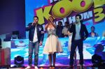 Aftab Shivdasani, Gauhar Khan, Tusshar Kapoor at Kya Kool Hain Hum 3 launch on 18th Dec 2015 (59)_56755818d8eb9.JPG