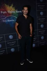 Dino Morea at Volkswagen car launch on 19th Dec 2015