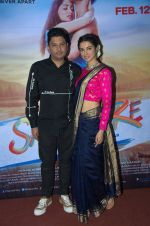 Divya Kumar, Bhushan Kumar at Sanam Re launchw on 19th Dec 2015