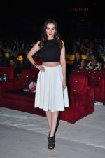 Evelyn sharma at aakarshan MMK college fest on 19th Dec 2015