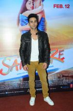 Pulkit Samrat at Sanam Re launchw on 19th Dec 2015