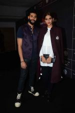 Sonam Kapoor, Kunal Rawal at Volkswagen car launch on 19th Dec 2015