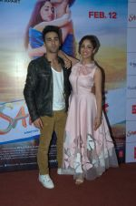 Yami Gautam, Pulkit Samrat at Sanam Re launchw on 19th Dec 2015