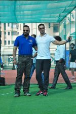 Dino Morea at a sports activitiy in Versova on 20th Dec 2015 (4)_5677de92974cd.JPG