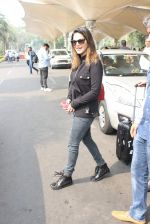 Sunny Leone snapped at airport on 20th Dec 2015