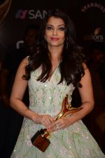 Aishwarya Rai Bachchan at the red carpet of Stardust awards on 21st Dec 2015