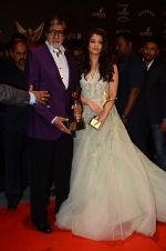 Aishwarya Rai Bachchan, Amitabh Bachchan at the red carpet of Stardust awards on 21st Dec 2015 (1392)_567941eada274.JPG