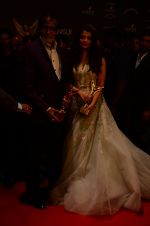 Aishwarya Rai Bachchan, Amitabh Bachchan at the red carpet of Stardust awards on 21st Dec 2015 (1394)_567941ec66b8e.JPG