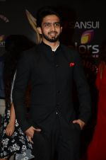 Amaal Mallik at the red carpet of Stardust awards on 21st Dec 2015