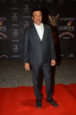 Anu Malik at the red carpet of Stardust awards on 21st Dec 2015