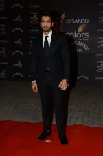 Arjan Bajwa at the red carpet of Stardust awards on 21st Dec 2015