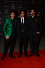 Armaan Malik, Amaal Mallik at the red carpet of Stardust awards on 21st Dec 2015