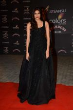 Athiya Shetty at the red carpet of Stardust awards on 21st Dec 2015