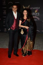 Bhagyashree at the red carpet of Stardust awards on 21st Dec 2015 (502)_56793d804cd5d.JPG