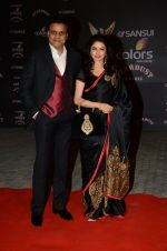 Bhagyashree at the red carpet of Stardust awards on 21st Dec 2015 (500)_56793d7e10e1e.JPG