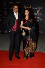 Bhagyashree at the red carpet of Stardust awards on 21st Dec 2015 (501)_56793d7f4565a.JPG