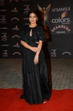 Bhumi Pednekar at the red carpet of Stardust awards on 21st Dec 2015