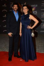 Mini Mathur, Kabir Khan at the red carpet of Stardust awards on 21st Dec 2015 (402)_567954c0e201a.JPG