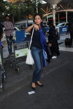 Mira Rajput snapped at airport on 21st Dec 2015