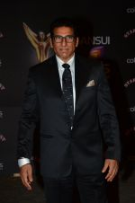 Mukesh Rishi at the red carpet of Stardust awards on 21st Dec 2015