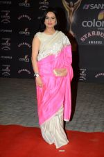 Padmini Kolhapure at the red carpet of Stardust awards on 21st Dec 2015 (1096)_56793e4a390d3.JPG