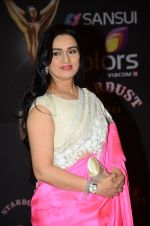 Padmini Kolhapure at the red carpet of Stardust awards on 21st Dec 2015 (1091)_56793e3d2131c.JPG